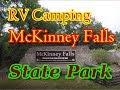 McKinney Falls State Park, Texas | RV Camping, Meet Tex Washing Clothes