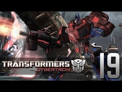 Transformers: War for Cybertron Part 19 HD Gameplay Walkthrough - Let's Play!