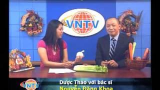 Tác dụng của hành tây, khoai tây, cần tây & cà rốt 2 -VNTV