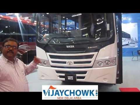 International Bus & Utility Vehicle Show 2013- TATA