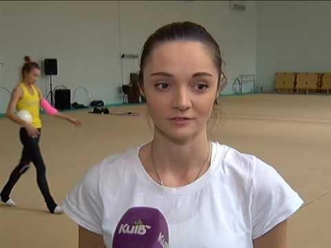 Художня гімнастика  Українки готуються до Олімпіади 2016