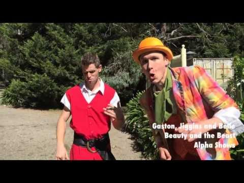 Robin Thicke - Blurred Lines (gaston, Jiggins And Belle) video