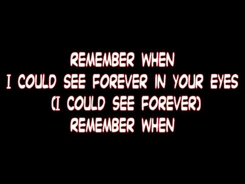 Color Me Badd - Remember when (lyrics) 90's throwback