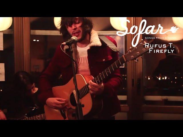 Rufus T. Firefly - El Problemático Winston Smith | Sofar Madrid (#1329)