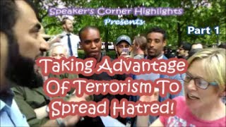 Video: Using Terrorism to spread Hatred - Adnan Rashid vs Godwin 1/2