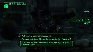 Fallout 3: Strictly Business (part 6 Summary)