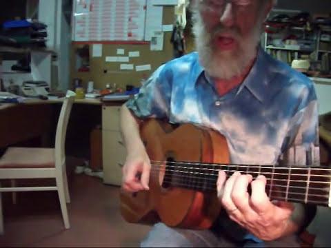 Como tocar un TUMBAO en la guitarra (versión avanzados)