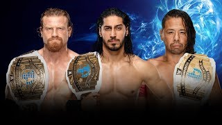 "Top 10 Future Intercontinental Champions ""After ShakeUp"""