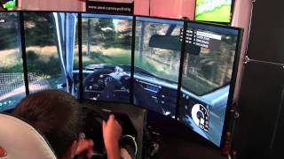 AMD Eyefinity Technology  *AMAZING* DIRT 3 HD