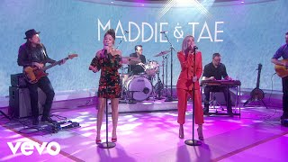 Maddie & Tae - Die From A Broken Heart (Live From The Today Show)
