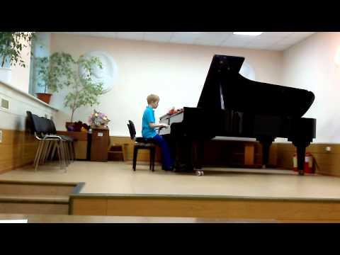 Шопен Фредерик - Мазурка (фа минор), op.7 №3