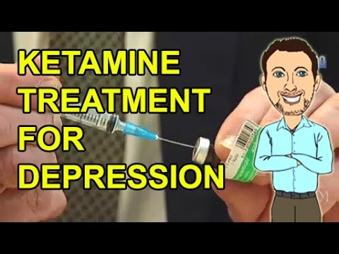 Depression - Ketamine Treatment