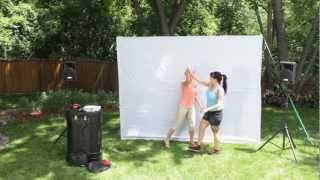 Backyard Theater Systems