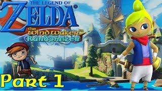 Wind Waker Randomizer [1] - Tetra's Lucky Adventure
