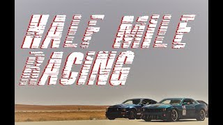 Half Mile Racing in California