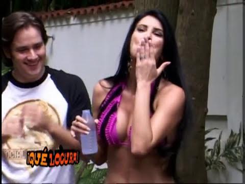 Que Locura - El Desnudo de Luisana Beyloune