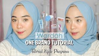 Daily Flawless Makeup Tutorial WARDAH One Brand | Putri Melati