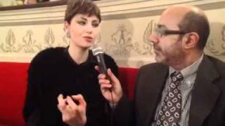 """Claudia Andreatti """"Il Moscato d'Asti risveglia il dolce che"""