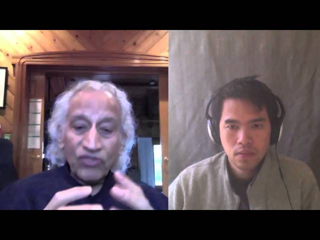 """Yogi Amrit Desai: """"The Yoga of Relationships and A Course in Miracles"""""""