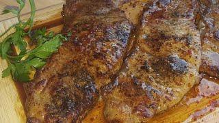 Ev yapimi Bonfile Steak Tarifi