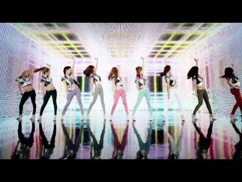 [4K UHD]소녀시대 Galaxy Supernova MVClose Up Version