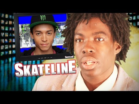 SKATELINE - Nyjah Huston, Sean Malto, Leticia Bufoni as Pocahontas, Stefan Janoski, and more...