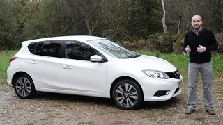 Nissan Pulsar 2014 review | TELEGRAPH CARS