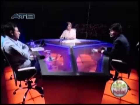 Evo Morales habla de su gestión y programa de gobierno en Esta Casa No Es Hotel por ATB, bloque 3