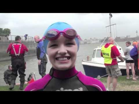 The John Hulley Aquathon 2011
