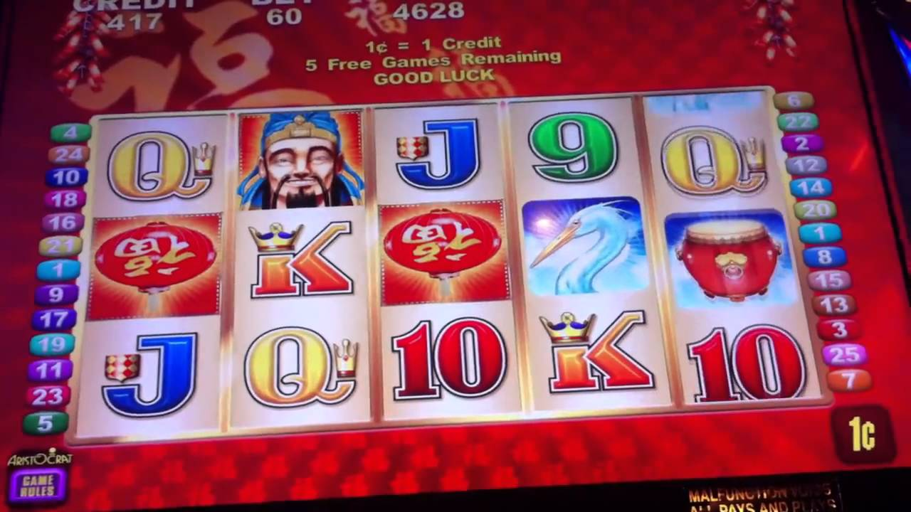 lucky 88 slot machine wins at the bellagio