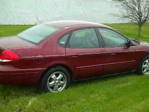 2004 Ford Taurus Hail Damage!!! 341476