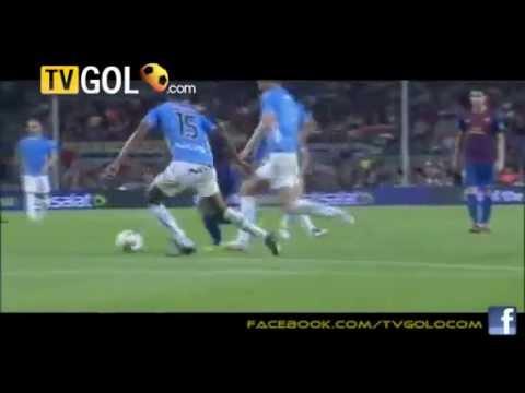 Lionel Messi Third Goal 17.09.2011 ~ Fc Barcelona 8-0 Osasuna