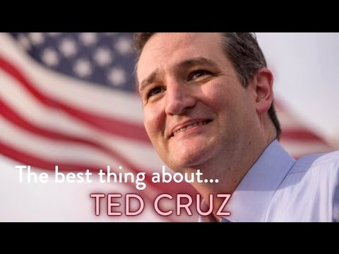 The BEST Thing About Ted Cruz