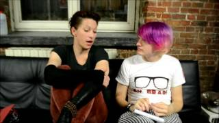 Amanda Palmer interview, Nov. 2013