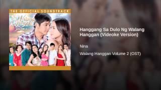 Hanggang Sa Dulo Ng Walang Hanggan (Videoke Version)