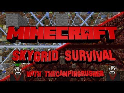 Minecraft SkyGrid Survival - Ep. 2