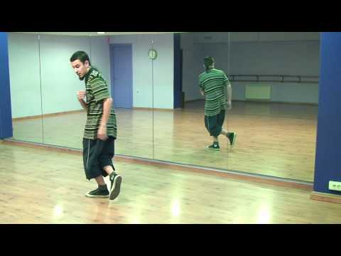 Escola Tot Dansa Santa María De Palautordera   Break Dance Basic Basic Step Tutorial video