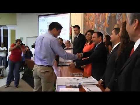 Ayuntamiento de Colima Premio municipal de la juventud 2014