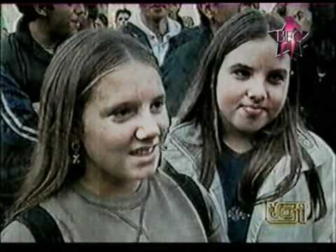 Britney Spears Live in Italy 2000 – News Report (TG1)