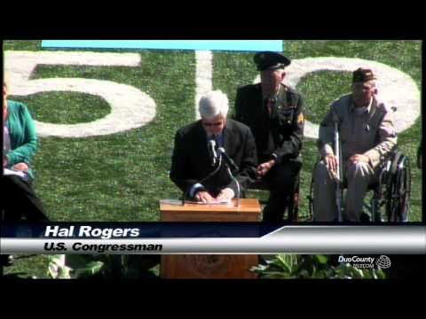 Adair County saluted U.S. Medal of Honor recipient, Sgt. Dakota Meyer, on October 2nd, 2011 for his brave actions on September 8th, 2009. Video produced by D...
