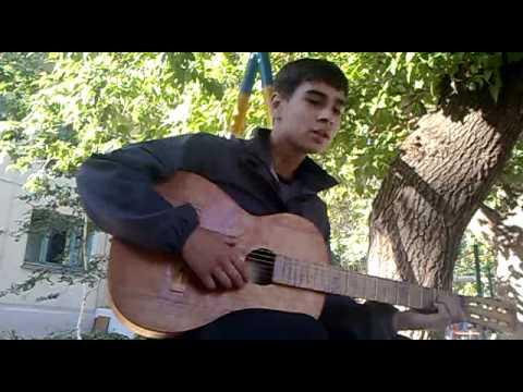 Лагерные песни - Анюта моя