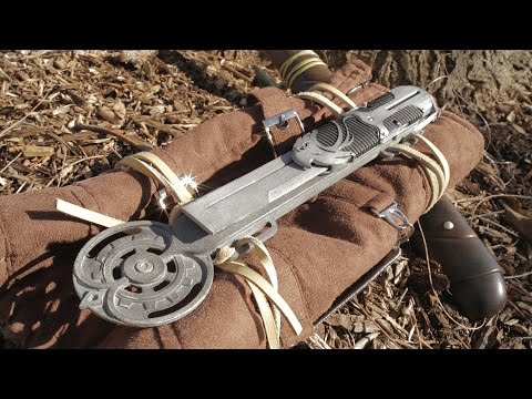 Connor Kenway Hidden Blade