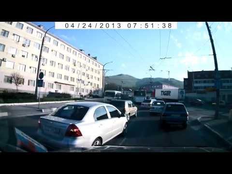 ДТП 24042013 Новороссийск