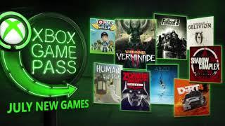 ¡¡¡XBOX GAMES PASS - JUEGOS GRATIS JULIO 2018!!  XBOX ONE ( PARA VOSOTROS FANBOYS DE SONY )
