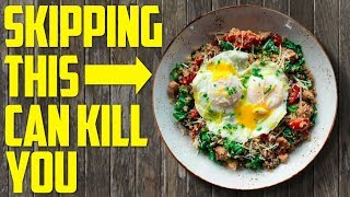 Skipping This Meal Can Kill You | Tiger Fitness