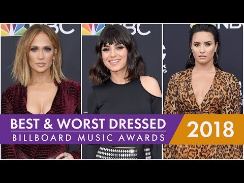 Jennifer Lopez, Taylor Swift, Nick Jonas : Best and Worst Dressed at the 2018 Billboard Music Awards thumbnail