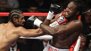 David Haye vs  Audley Harrison Full Fight Highlights
