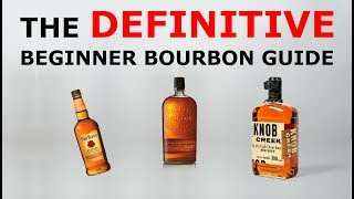 Bourbon Whiskey: The Definitive Beginner Buying Guide