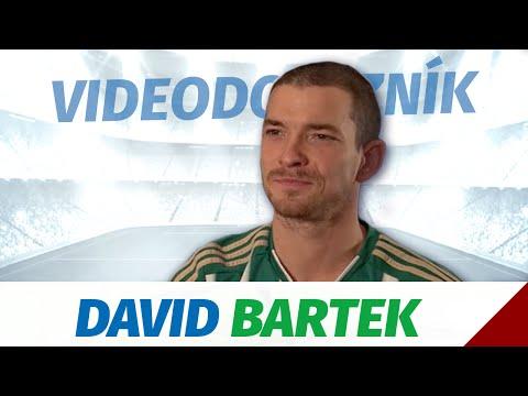 Videodotazník - David Bartek