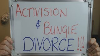 ACTIVISION & BUNGIE DIVORCE - BUNGIE keeps DESTINY!!
